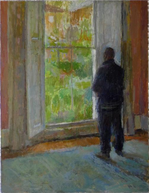 Figure in Interior