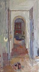 Hallway at Pignano