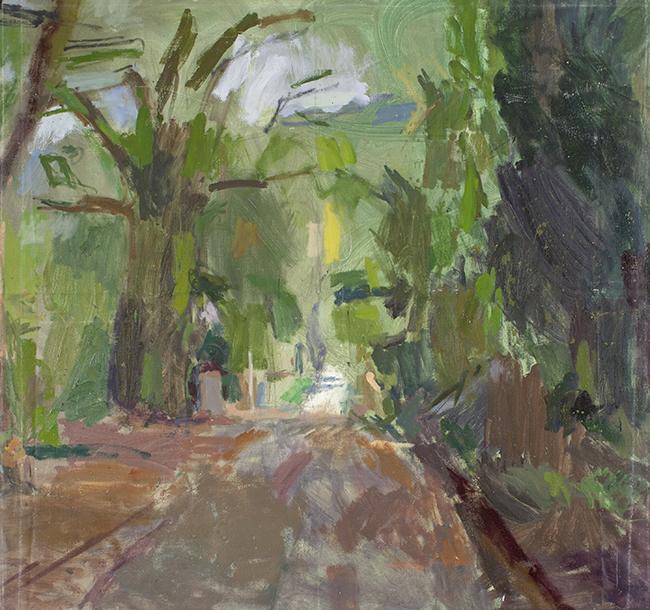 Pignano landscape